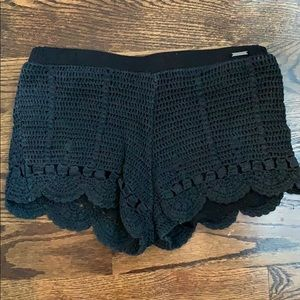 Element Crochet Shorts